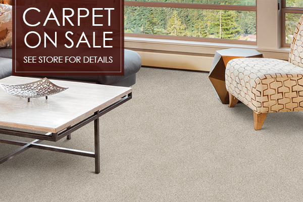 Carpet On Sale Now! Stop by our showroom in Clarksville Tennessee to see more details!